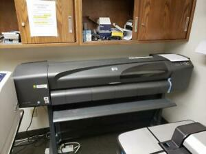 Hp Plotter Printer 42in Jet 800ps