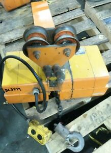 Wright Way 1 2ton Electric Chain Hoist