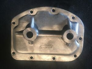 Ford T10 4 Speed Transmission Side Cover Plate Borg Warner Galaxie
