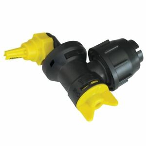 Fimco 5275122 End Nozzle Assembly Yellow wet Boom