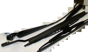 New Set Genuine Vw G j Windshield Wiper Blades Arms 1j1955 Series 19 21 Bd