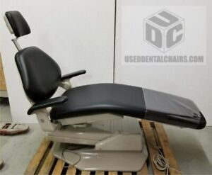 Refurbished A dec 1021 Decade Dental Chair W New Upholstery Free Delivery