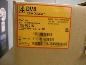 Kodak Dry View Laser Imaging Film Brand New Original Box 2 Boxes Available