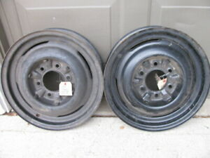 39 40 41 46 47 48 49 50 1939 1951 Chevy Car Truck Nos Gm Wheel Rim 16x4 6 Clip