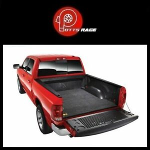 Bedrug Bmn05ccd Bed Mat Fits Nissan Frontier 60 Bed W Drop In Liner