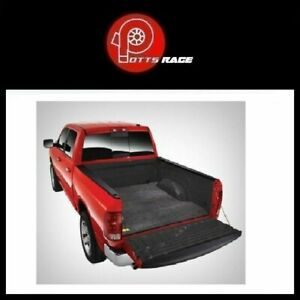Bedrug Bmh17rbs 2 piece Bed Mat Fits Spray in no Liner Fits Honda Ridgeline