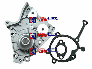 Hyster yale Forklift Te f2 Engine Water Pump W gasket new part yt901579801