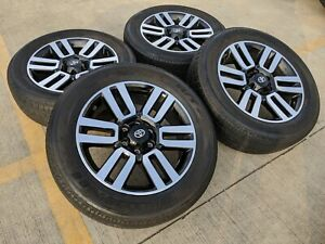 20 Toyota Tacoma 4runner Chrome Oem Wheels Rims Tires 2007 2008 2009 2010 2011
