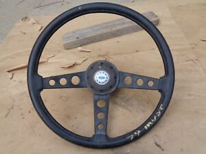 1977 1982 Ford Mustang Gt Sport Steering Wheel W Center Cap Original 3 Spoke