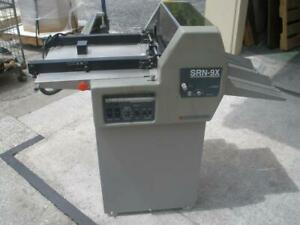 Standard Srn 9x Air Suction Commercial Numbering Machine