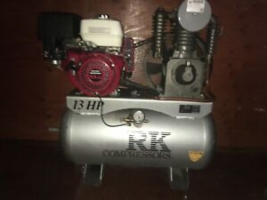 Rk Industrial Gas Air Compressor