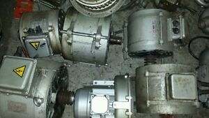 Used Dry Cleaning Machine Motor