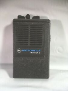 Motorola Minitor Ii Pager 151 2500 Mhz H03umc1222ac 1153 4 1122 5