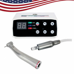 Usa Nsk Style Led Brushless Electric Micro Motor 1 5 Increasing Handpiece