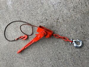 Cable Puller Come Along 2 Ton