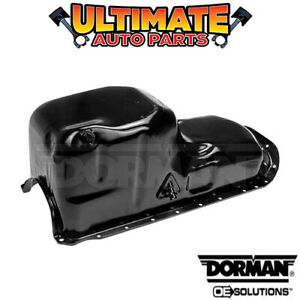 Oil Pan 6 5l Turbo Diesel For 96 99 For Chevy Gmc Suburban