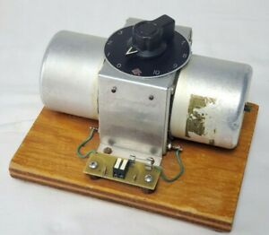 Gr General Radio 940 g Decade Inductor 100mh step 150ma Max