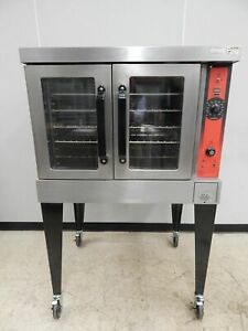 Vulcan Electric Convection Oven On Legs Model Vc4 ed 9