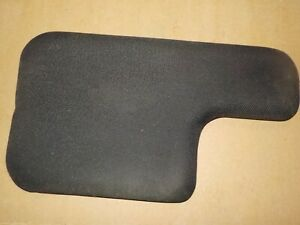 00 02 03 04 05 06 Ford Ranger Center Console Lid Cover Arm Rest Black Oem
