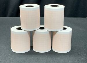 Ge Dash 3000 4000 5000 Printer Paper 5 Rolls 50mmx20m