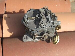 67 Chevelle Camaro Impala Nova 7027202 Quadrajet Carburetor Carb 350 327 Dated