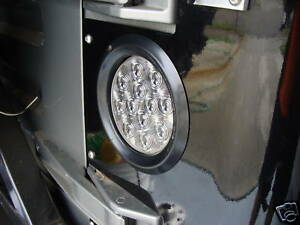Fits Jeep Led Tail Lights Wrangler Tj Cj Yj Pair Included