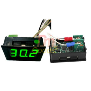 B310 Digital Green Display Thermometer Temperature Meter K type Thermocouple