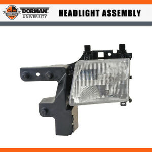 1 Pc Left Headlight Headlamp Assembly Dorman For 1999 2003 Dodge Ram 1500 Van