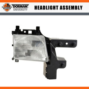 1 Pc Right Headlight Headlamp Assembly Dorman For 1999 2003 Dodge Ram 1500 Van