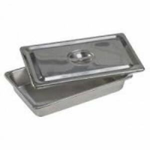 Instrument Tray 10x12 Inch Size Stainless Steel