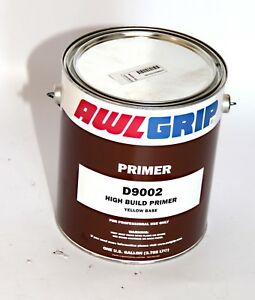 Akzonobel Awl Grip High Build Boat Primer D9002 Yellow Base 1 Gallon