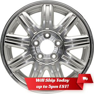 New Set Of 4 16 Alloy Wheels Rims For 2004 2007 Chrysler Town And Country