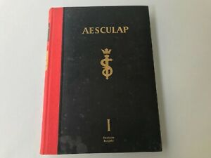Aesculap German Surgical Medical Instruments Catalog Book 1960 S
