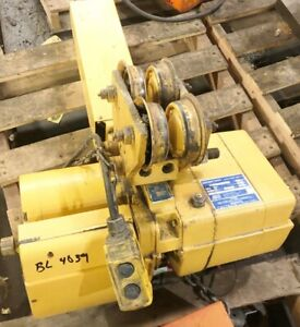 Wright Way 1 4ton Electric Chain Hoist