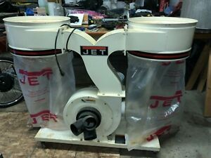 Jet Dc 1900c Dust Collector 3 Hp 1 Ph 230v Pre Owned