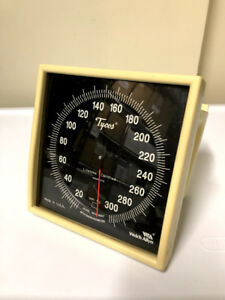 Old Tycos Welch Allyn 767 Wall Aneroid Sphygmomanometer