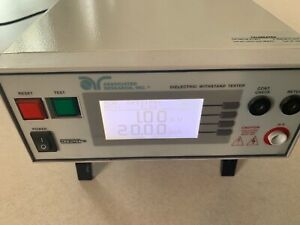 Associated Research 3770 Ac dc hypot Iii Hipot And Insulation Tester