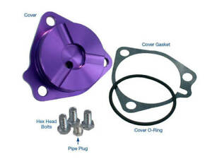 Powerglide Servo Cover Kit 28821 03k Purple Anodized By Sonnax
