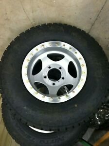 17x9 5 Forged Beadlock Wheel 5x6 5 Range Rover Land Rover