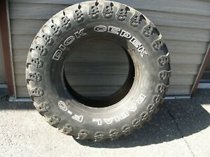 Dick Cepek Mud Tire 33 X 14 5 X 16 5