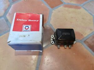 46 54 Chevy Buick Pontiac Olds Nos Gm Delco remy 6v Voltage Regulator 1118301