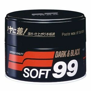 New Soft 99 Japanese Popular Car Wax For Dark Black New