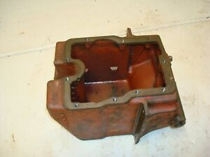 Farmall H Tractor Hydraulic Oil Pump Reservoir