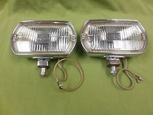 68 69 70 shelby one Pair Lucas Fog Lights