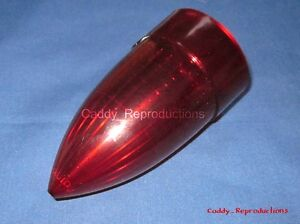 1959 Cadillac Tail Light Lens Tailight Lense 59 With guide Marking