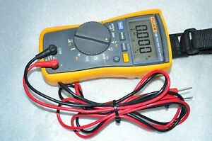 Fluke 116 True Rms Digital Multimeter With Leads