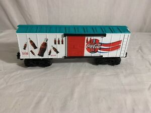 K-LINE LIONEL COCA COLA 5150 BOX CAR COKE BOXCAR