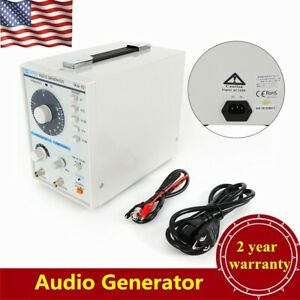 110v Low Frequency Audio Signal Generator Signal Source 10hz 1mhz Usa