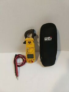 Uei G2 Phoenix Pro Dl389 Digital Clamp On Multi meter With Soft Carrying Case