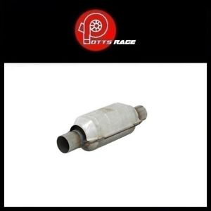 Flowmaster 58834 Pre Obdii Carb Legal Universal Catalytic Converter W 2 In Out